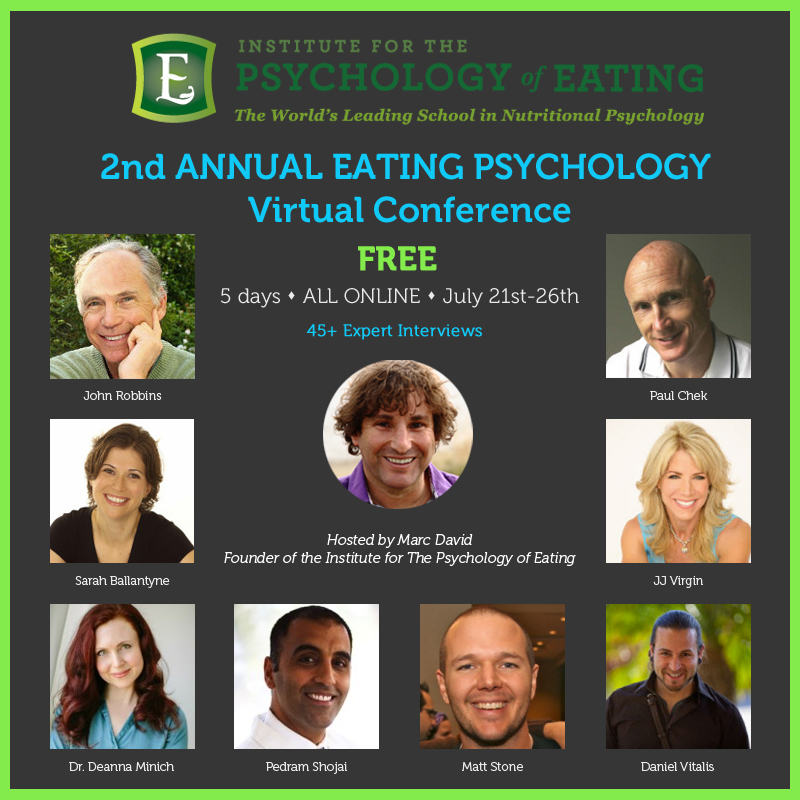 The 2nd Annual Online Eating Psychology Conference